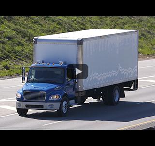 Drivv courier box truck